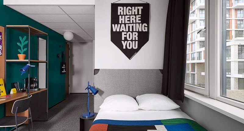 The student hotel amsterdam west in amsterdam aanbiedingen hotel